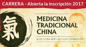 Carrera de Medicina Tradicional China